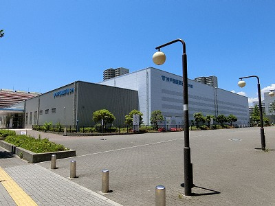 神戸国際展示場3号館