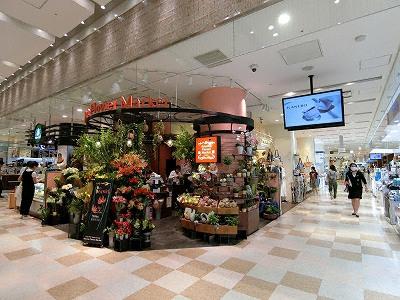 JR神戸駅構内の商業施設プリコ神戸