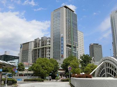 プロメナ神戸遠景