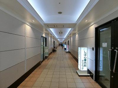 ビエラ神戸の医療モール