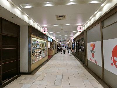 梅三小路の飲食店街