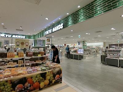 大丸梅田店の大型テナント東急ハンズ梅田店