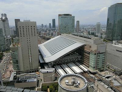 大阪ステーションシティ全景
