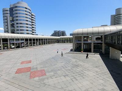 ポートアイランド市民広場