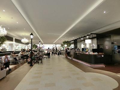 東京インテリア家具神戸店レストラン・MOAカフェ