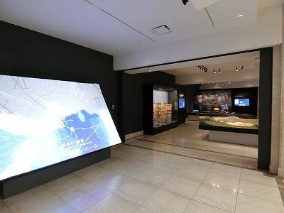 神戸市立博物館 神戸の歴史展示室