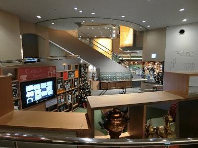 UCCコーヒー博物館展示室6 文化