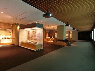 京都文化博物館本館2F総合展示室