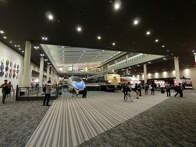 京都鉄道博物館本館1F