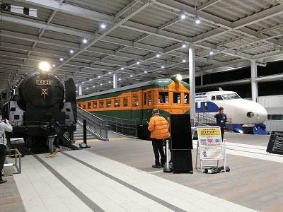 京都鉄道博物館プロムナード