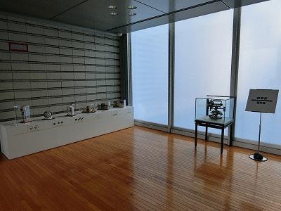京都大学総合博物館技術史展示室