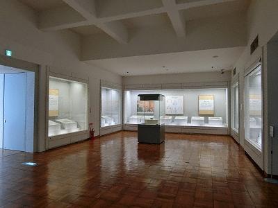 京都大学総合博物館日本史展示室