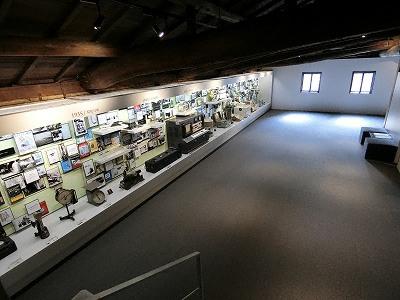 島津創業記念資料館2F展示室5
