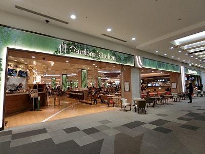 阪急西宮ガーデンズ・ガーデンズキッチン(フードコート)