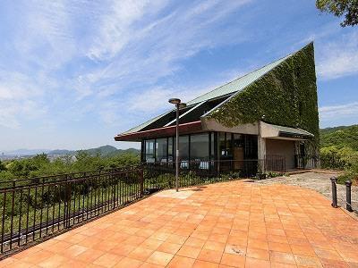 諏訪山公園の展望レストラン・ジャンカルド