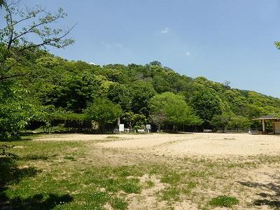 諏訪山公園の金星台