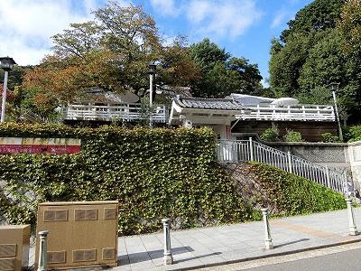 神戸北野美術館(旧米国領事館)