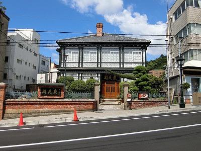 東天閣(異人館旧ビショップ邸)