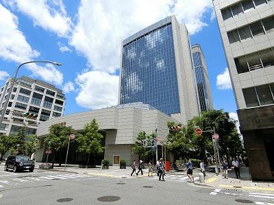 三井住友銀行神戸本部ビル(旧太陽神戸銀行本店)