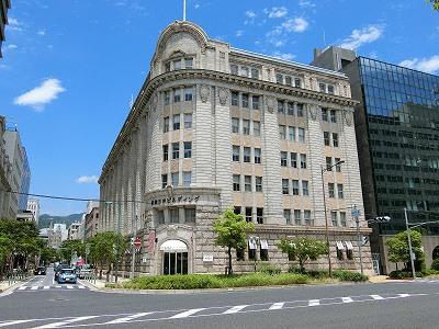 商船三井ビルディング(神戸商船三井ビル)