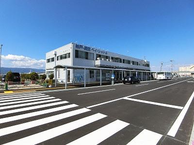 神戸空港海上アクセスターミナル