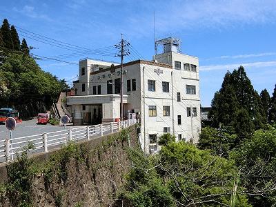 六甲ケーブルの六甲山上駅