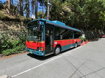 六甲山上バス