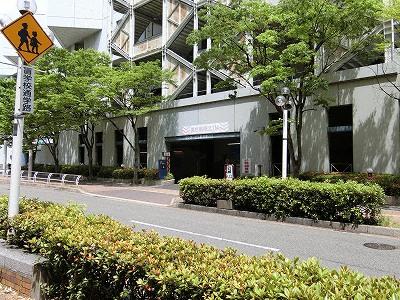 神戸ハーバーランドセンタービル駐車場