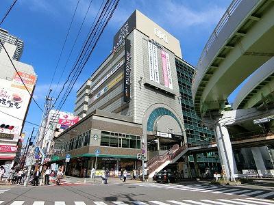 サンシティビル(ダイエー神戸三宮店)