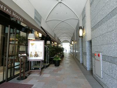 神戸旧居留地25番館コリドール