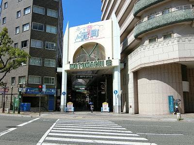 神戸元町商店街6丁目西口ゲート