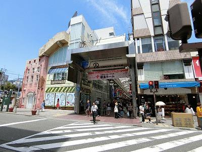 神戸三宮センター街2丁目トアロード側西口