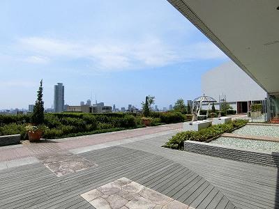 ANAクラウンプラザホテル神戸10F庭園(夏季ビアガーデン)