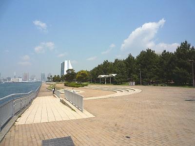 「都立潮風公園 南コーストデッキ」の画像検索結果