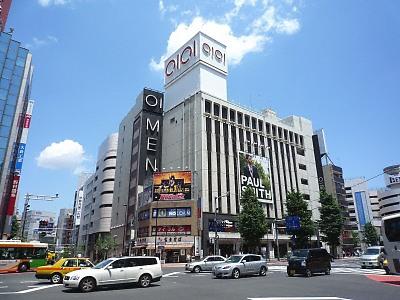 マルイメン新宿